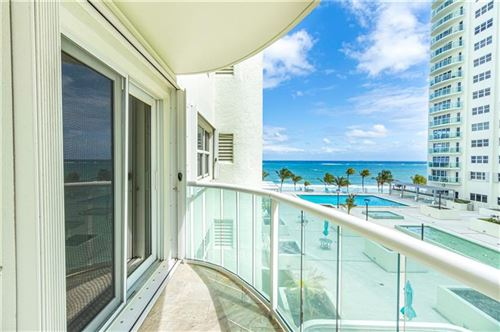 Photo of 3410 Galt Ocean Drive #308N, Fort Lauderdale, FL 33308 (MLS # F10271901)