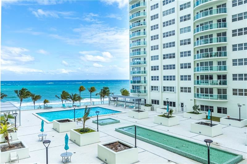Photo of 3410 Galt Ocean Drive #308N, Fort Lauderdale, FL 33308 (MLS # F10271901)