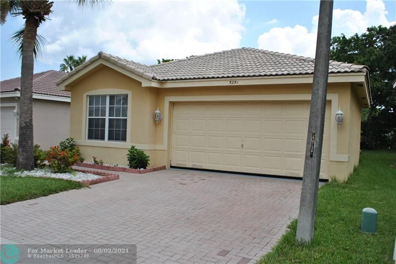 5251 NW 116th Ave, Coral Springs, FL 33076 - #: F10294901