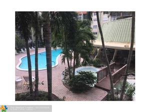 Photo of 5300 NE 24th Ter #512C, Fort Lauderdale, FL 33308 (MLS # F10158902)