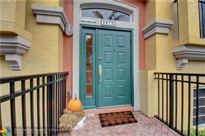 Photo of Listing MLS f10198902 in 3972 Coral Heights Way #3972 Oakland Park FL 33308