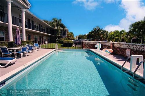 Foto de inmueble con direccion 2701 Middle River Dr #20 Fort Lauderdale FL 33306 con MLS F10241902