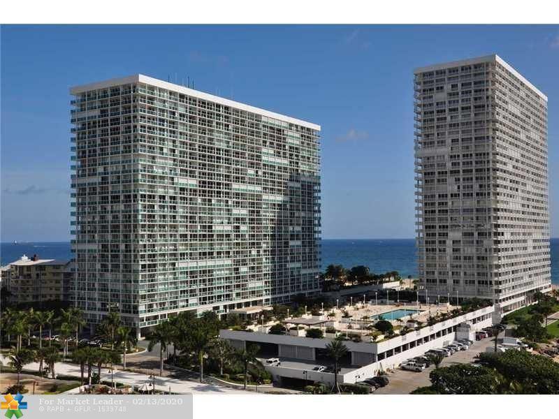 Photo for 2200 S Ocean Ln #2904, Fort Lauderdale, FL 33316 (MLS # F10215903)