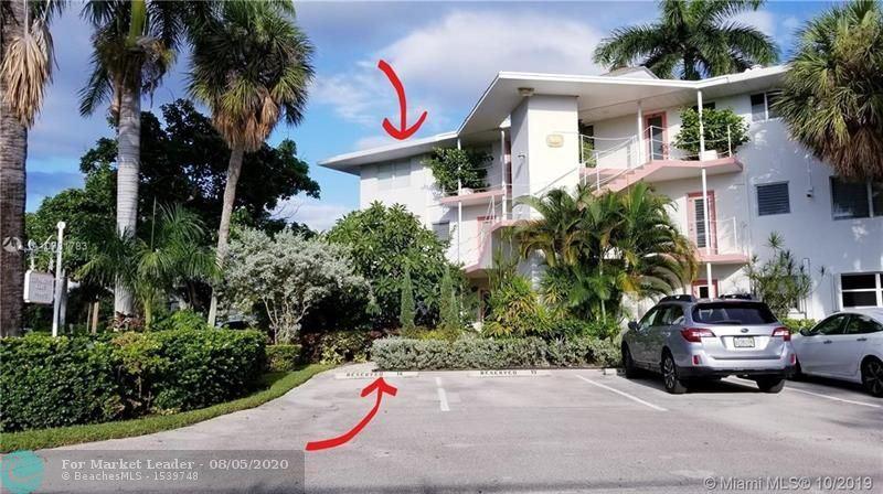 1124 Seminole Dr #4F, Fort Lauderdale, FL 33304 - MLS#: F10232904