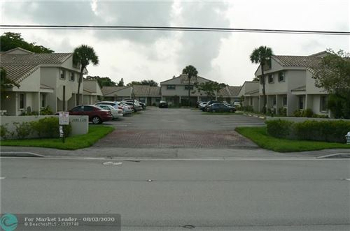 Photo of 3099 CORAL RIDGE DR #3099, Coral Springs, FL 33065 (MLS # F10241907)