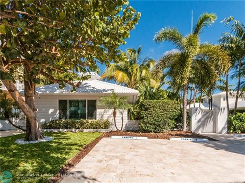 Photo of 4324 Seagrape Drive, Lauderdale By The Sea, FL 33308 (MLS # F10257907)