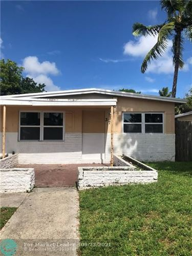 Photo of 372 NW 29th Ter, Fort Lauderdale, FL 33311 (MLS # F10301907)
