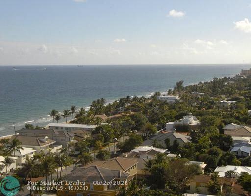 Photo of 3100 N OCEAN BL #1606, Fort Lauderdale, FL 33308 (MLS # F10285907)