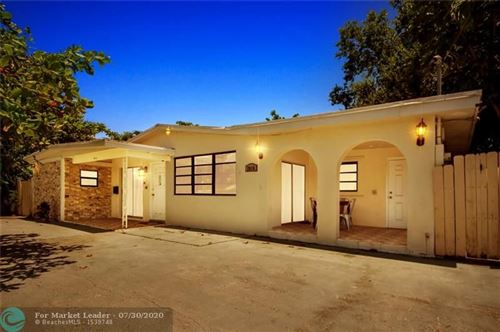 Photo of Listing MLS f10240908 in 2616 NE 6th Ave Wilton Manors FL 33334