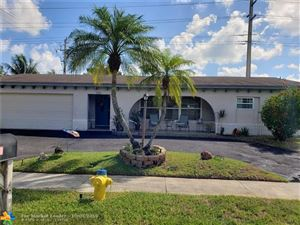 Photo of 821 NW 92nd Ave, Pembroke Pines, FL 33024 (MLS # F10196909)