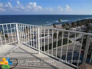 Photo of 209 N Fort Lauderdale Beach Blvd #6E, Fort Lauderdale, FL 33304 (MLS # F10212909)