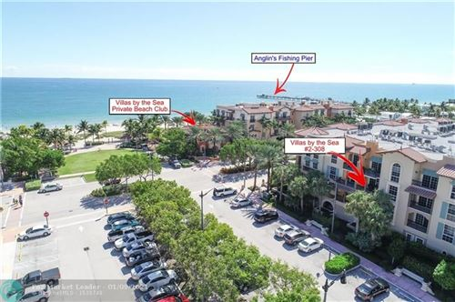 Photo of 4445 El Mar Dr #308, Lauderdale By The Sea, FL 33308 (MLS # F10231909)