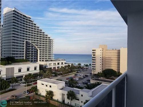 Photo of 336 N Birch Rd #10-C, Fort Lauderdale, FL 33304 (MLS # F10289909)