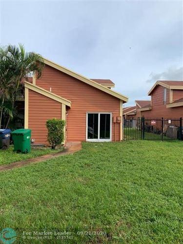 Photo of Lauderhill, FL 33313 (MLS # F10249910)