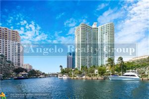 Photo of 347 N New River Dr #1808, Fort Lauderdale, FL 33301 (MLS # F10144911)