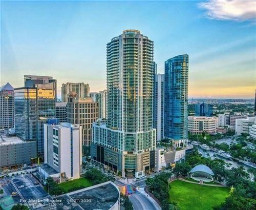 Photo of 100 E Las Olas Blvd #3001, Fort Lauderdale, FL 33301 (MLS # F10287911)