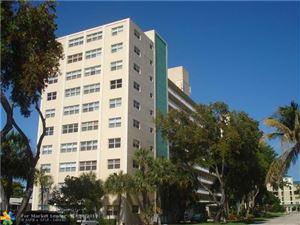 Photo of 2555 NE 11th St #610, Fort Lauderdale, FL 33304 (MLS # F10185914)