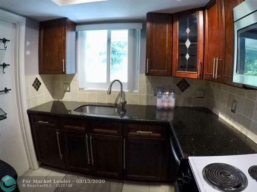 Photo of 2624 NE 32nd St #213, Fort Lauderdale, FL 33306 (MLS # F10216914)