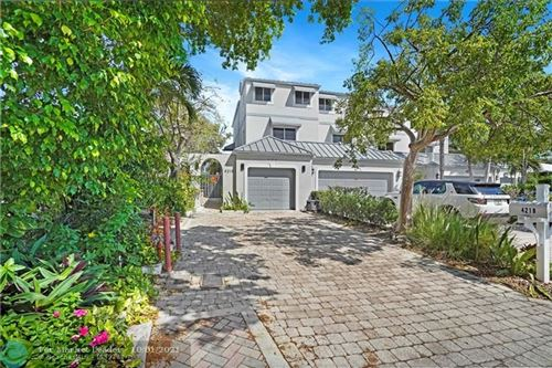 Photo of 4218 Seagrape Dr, Lauderdale By The Sea, FL 33308 (MLS # F10302914)
