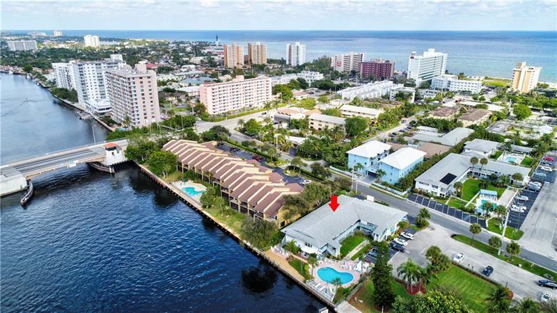 1201 N Riverside Drive #10, Pompano Beach, FL 33062 - #: F10209914