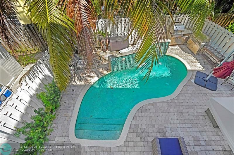 Photo of 4218 Sea Grape Dr #1, Lauderdale By The Sea, FL 33308 (MLS # F10302914)