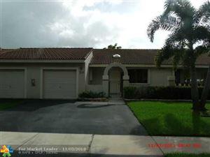 Photo of 16684 Greens Edge Cir #59, Weston, FL 33326 (MLS # F10147915)