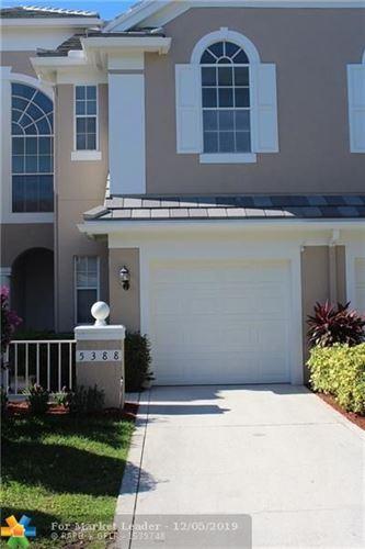 Photo of 5388 GRAND PARK PL #5388, Boca Raton, FL 33486 (MLS # F10205915)