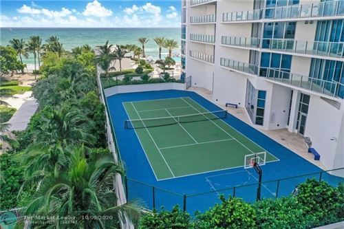 Photo of 3101 S Ocean Dr #2506, Hollywood, FL 33019 (MLS # F10210916)