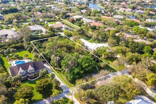 Photo of 7235 NW 63rd Way, Parkland, FL 33067 (MLS # F10272916)