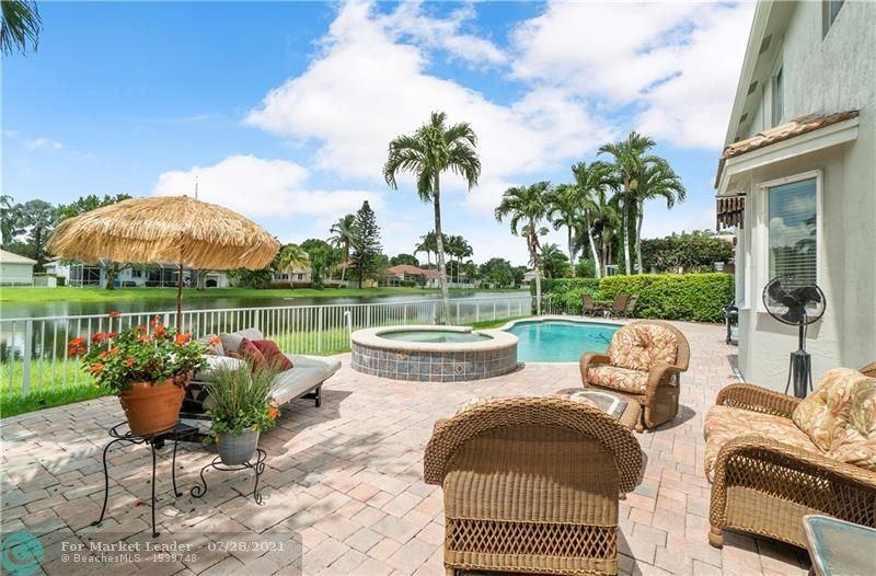 Photo of 5012 Mallards Pl, Coconut Creek, FL 33073 (MLS # F10293916)