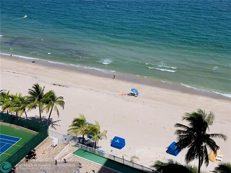 Photo of 4010 Galt Ocean Dr #1201, Fort Lauderdale, FL 33308 (MLS # F10298916)
