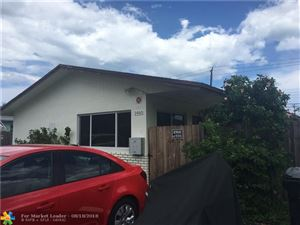 Photo of 1460 Holly Heights Dr, Fort Lauderdale, FL 33304 (MLS # F10136917)