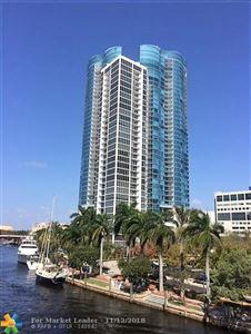 Photo of 333 Las Olas Way #3505, Fort Lauderdale, FL 33301 (MLS # F10147917)