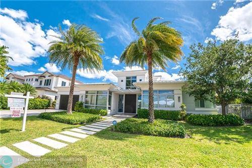 Photo of 3120 NE 55th Ct, Fort Lauderdale, FL 33308 (MLS # F10225917)