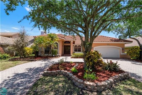 Photo of Listing MLS f10228918 in 12536 Burning Tree Ln Coral Springs FL 33071