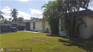 Photo of 7911 NW 74TH TE, Tamarac, FL 33321 (MLS # F10166919)