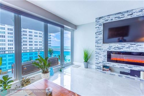 Photo of 3430 Galt Ocean Dr #804, Fort Lauderdale, FL 33308 (MLS # F10258919)