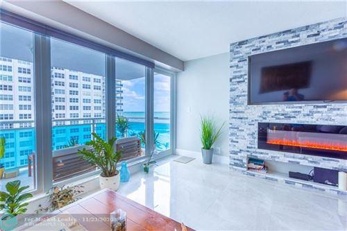 Photo of 3430 Galt Ocean Dr #804, Fort Lauderdale, FL 33308 (MLS # F10258919)