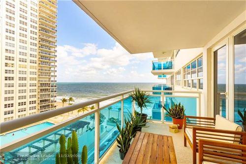 Tiny photo for 3430 Galt Ocean Dr #804, Fort Lauderdale, FL 33308 (MLS # F10258919)