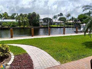 Photo of 2850 NE 30th #1, Fort Lauderdale, FL 33306 (MLS # F10139920)