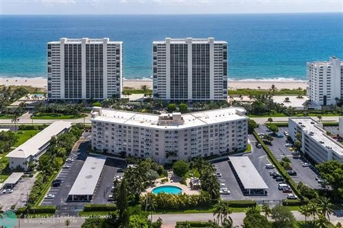 Photo of 2851 S Ocean Blvd #2-A, Boca Raton, FL 33432 (MLS # F10237920)