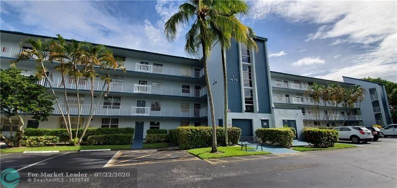 1470 NW 80th Ave #203, Margate, FL 33063 - #: F10239920