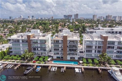 Photo of 21 Isle Of Venice Dr #402, Fort Lauderdale, FL 33301 (MLS # F10221921)