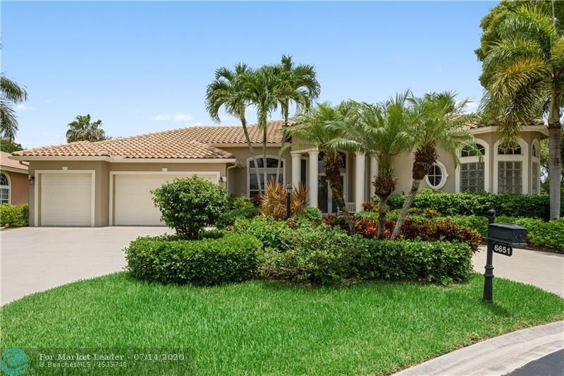 6651 NW 99th Ave, Parkland, FL 33076 - #: F10233921