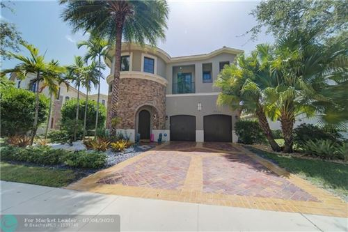 Photo of Listing MLS f10236922 in 7035 Spyglass Ave. Parkland FL 33076