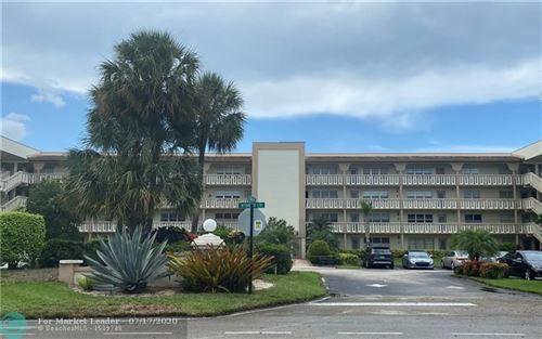 Photo of 2801 Victoria Way #D1, Coconut Creek, FL 33066 (MLS # F10237922)