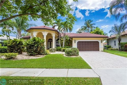 Photo of 7179 NW 66th Ter, Parkland, FL 33067 (MLS # F10288922)