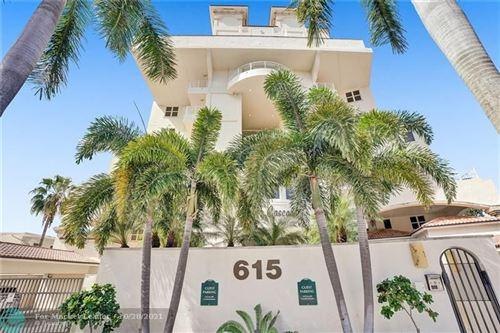 Photo of 615 Bayshore Dr #403, Fort Lauderdale, FL 33304 (MLS # F10305922)