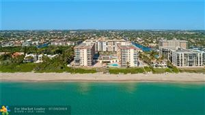 Photo of 1149 Hillsboro Mile #401, Hillsboro Beach, FL 33062 (MLS # F10170923)
