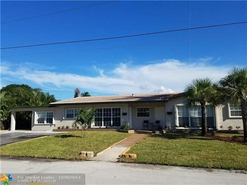 Photo of 1599 NE 34th St #B, Oakland Park, FL 33334 (MLS # F10205923)